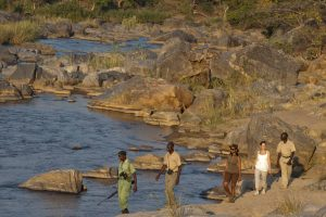 wandelsafari Malawi, wandelsafari Majete Wildlife reserve