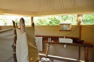 luxe safaritent Zambia