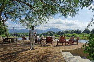 Chongwe River Camp, hotel Lower Zambesi