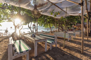 Taman Sari Beach Restaurant