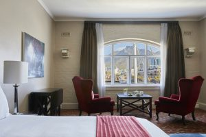 Victoria & Alfred Hotel, luxe hotel Kaapstad