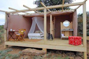 luxe kamperen Faia Brava, glamping Faia Brava