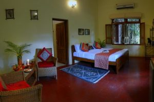 pench jungle lodge Premier AC Room - Interiors web