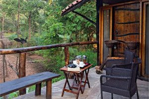 Reni Pani Jungle lodge, lodge Satpura National Park