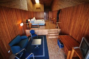 Rondon Ridge Lodge, hotel PNG