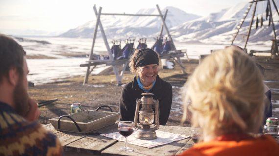 Trappersdinner_Spitsbergen