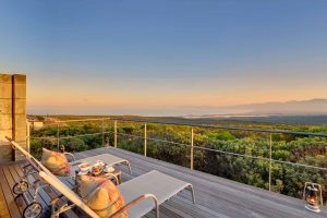 luxe hotel Grootbos