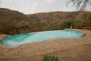 Lewa Wilderness zwembad web