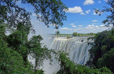 Victoria Falls - Zambian side