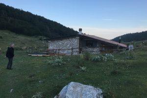 schuilhut, refuge, Abruzzo
