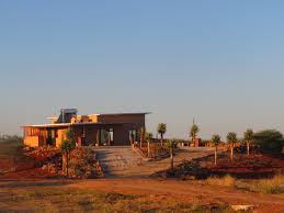 Cheetah View Lodge, CCF