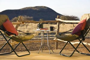 Okonjima Lodge, Plains Camp
