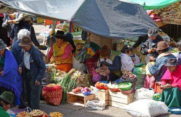 Ecuador Indianenmarkt  ©All for Nature Travel