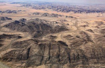 Kunene Skeleton Coast vanuit de lucht ©All for Nature Travel