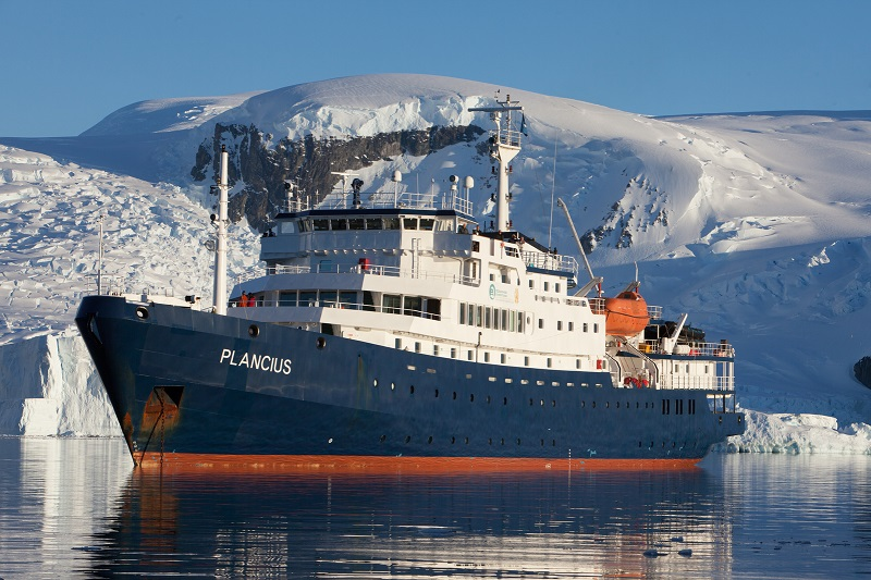 Plancius, Oceanwide expeditions, spitsbergen reis