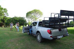Op safari bij Aguape