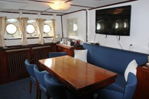 MS Malmö, walvisreis Noorwegen