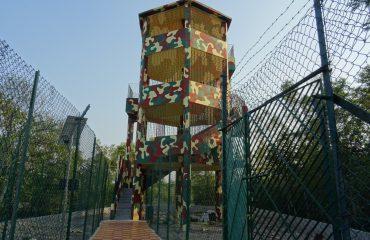 Watch tower Sunderbans