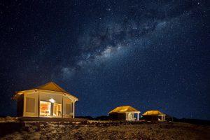 Desert Hill Glamping nacht