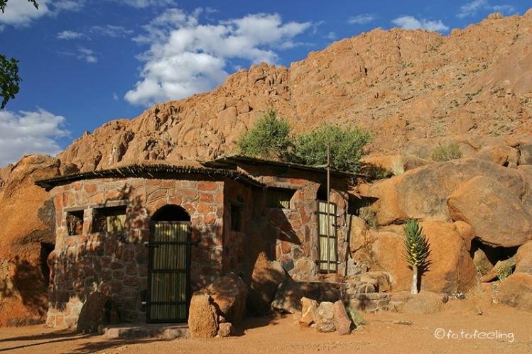 Fest Inn Fels Lodge, namibie