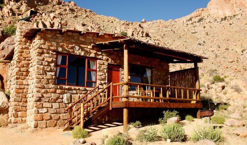 Klein Aus Vista Eagle's Nest, reis woestijnen namibie