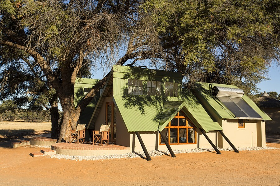 Kalahari Game Lodge Chalet