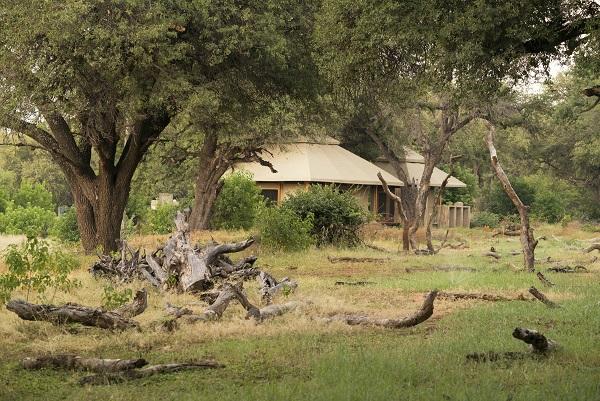 Koro River Camp Boswana, lodge Botswana
