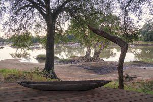 duurzame lodge Botswana