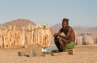 Himba © Hoanib Valley Camp