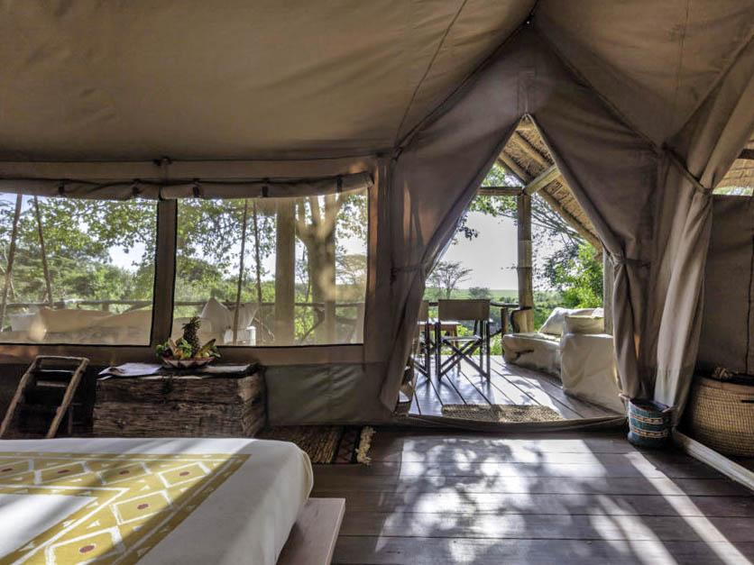 Mara Basecamp, safari masai mara