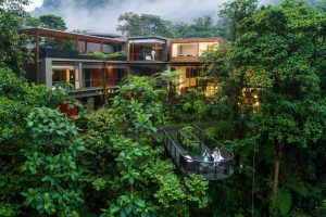 Mashpi Lodge, national geographic, reis Ecuador, lodge nevelwoud, cloud forest