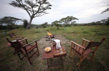 nasikia mobile tented camp ongerepte wildernis