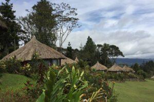 Ambua Lodge, papoea nieuw guinea, PNG