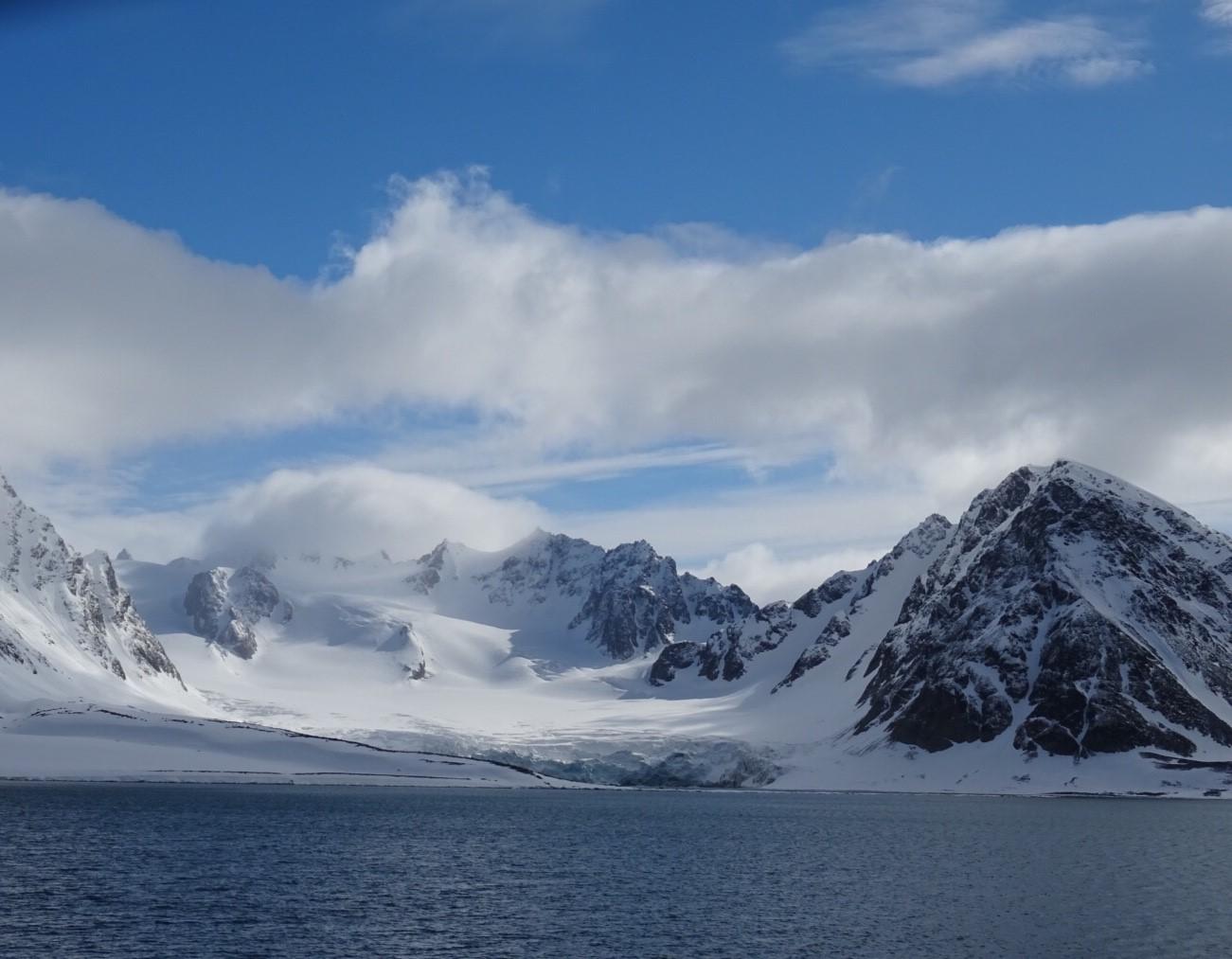 Landschap Noordpool