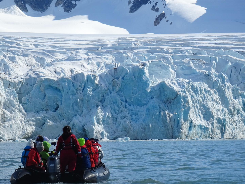 Spitsbergen zodiac