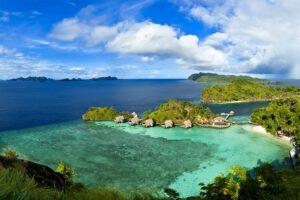 Raja Ampat lodge, snorkel reis Raja Ampat, duikreis Raja Ampat, reuzenmanta's Indonesie