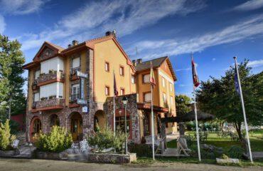 Tierra de la Reine, traditioneel hotel