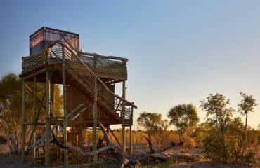 Sky Bed Khwai Okavango