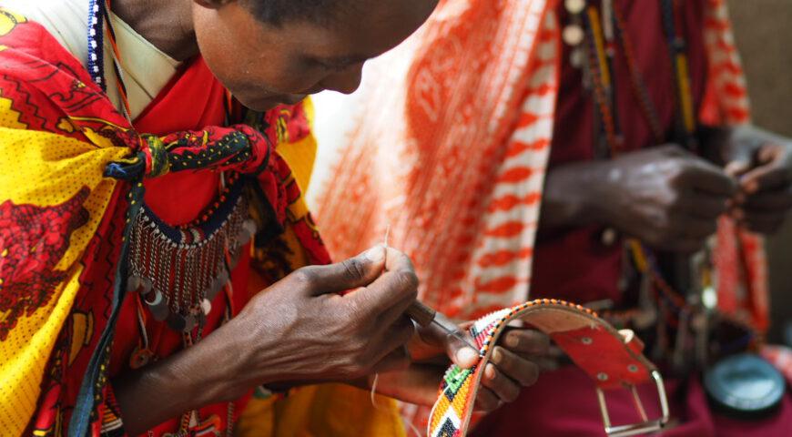 souvenirs van Basecamp Maasai Brand