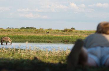 Exploring Liuwa Liuwa Plains ©J & M Safaris
