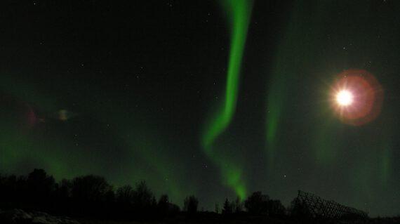 Noorderlicht Lofoten © Jan Belgers