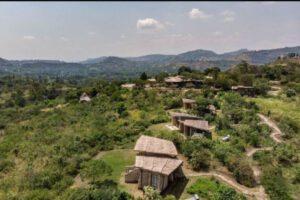 Kyambura Gorge Lodge, lodge Uganda, hotel Oeganda, Volcanoes