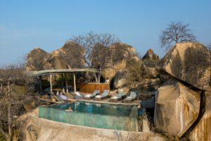 Jabali Ridge lodge, Asilia, Ruaha National Park, Safari Tanzania