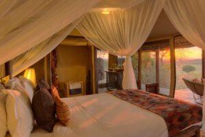 Olivers Camp, Asilia, Tarangire NP, Safari Tanzania