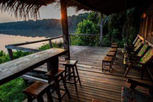 reis CAR, reis Centraal Afrikaanse Republiek, reis Dzanga Bai