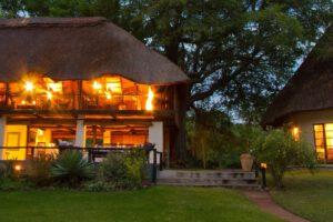 Waterberry, Victoria Falls, Livingstone, Zambia, duurzame lodge