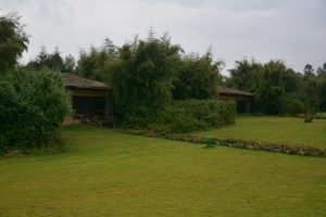 Mountain Gorilla View Lodge, lodge Rwanda
