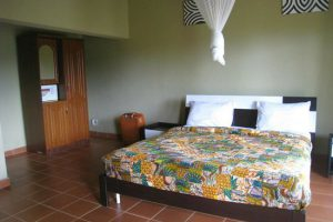 Nyungwe Top View Lodge, Rwanda