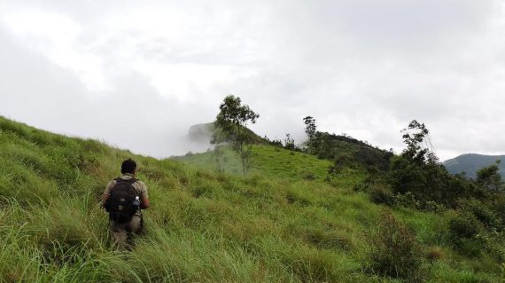 trekking in Pampadumchola NP
