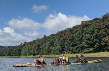 rafting Periyar